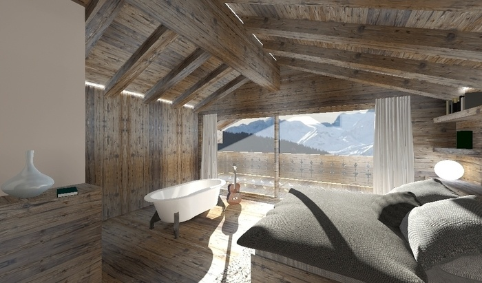 Bagnes, Verbier, chalet, rooms: 6, for sale - 6