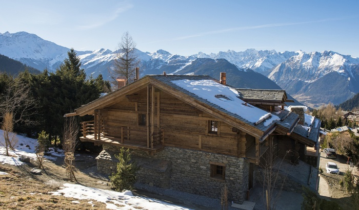 Bagnes, Verbier, chalet, rooms: 7, for sale - 6