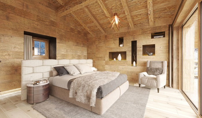 Bagnes, Verbier, chalet, rooms: 7, for sale - 4