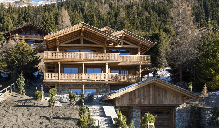 Bagnes, Verbier, chalet, rooms: 7, for sale - 0