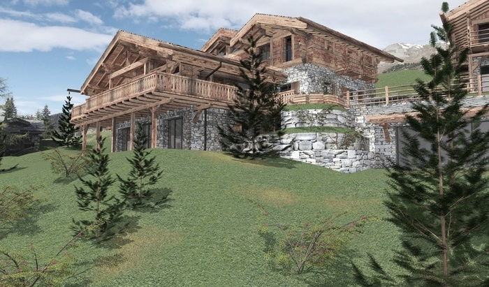 Chalet, rooms: 8, Bagnes, Verbier, for sale - 4