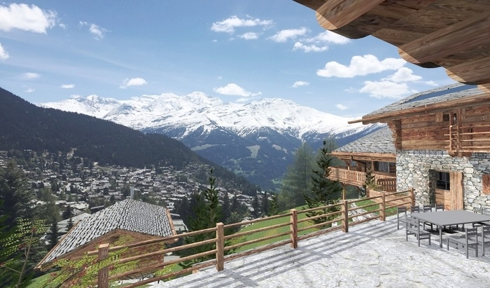 Chalet, rooms: 8, Bagnes, Verbier, for sale - 3