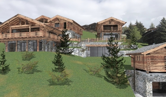 Chalet, rooms: 8, Bagnes, Verbier, for sale - 1