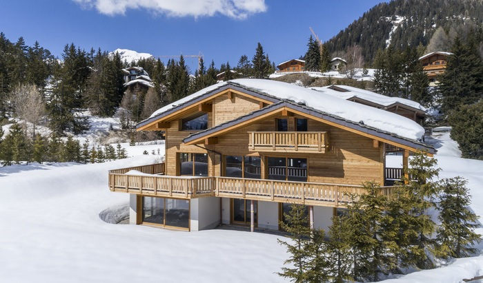 For sale, chalet, rooms: 9, Crans-Montana - 0