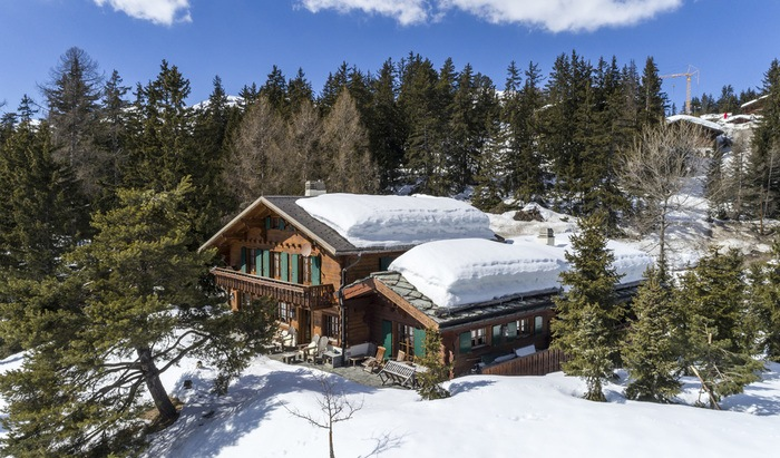 For sale, Crans-Montana, chalet, rooms: 10 - 10