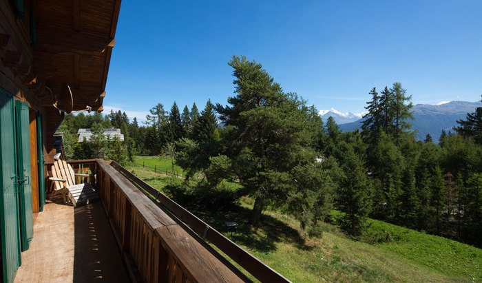 For sale, Crans-Montana, chalet, rooms: 10 - 1