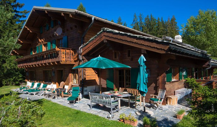 For sale, Crans-Montana, chalet, rooms: 10 - 0