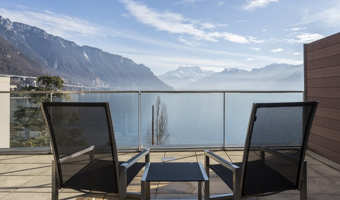Montreux, apartment, rooms: 3, for sale - 0