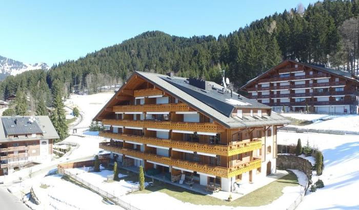 Ollon, Villars-sur-Ollon, apartment, rooms: 3, for sale - 0