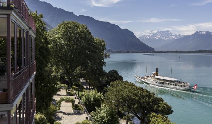 Apartment, rooms: 3, Montreux, for sale - 1