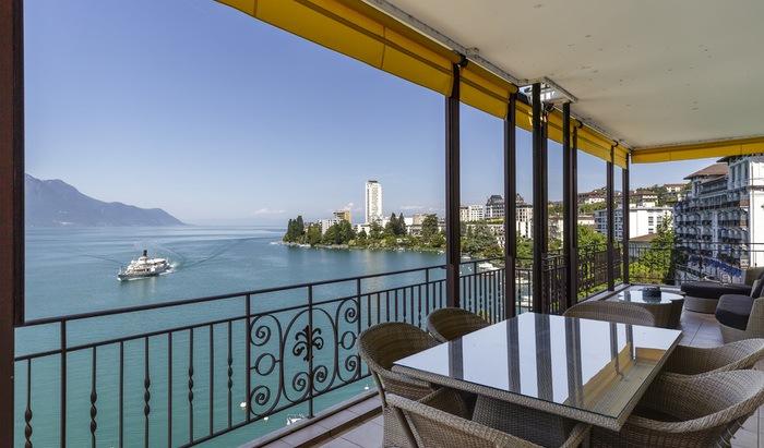 Apartment, rooms: 3, Montreux, for sale - 0