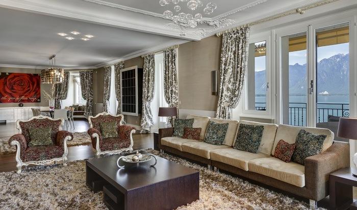 Apartment, rooms: 3, Montreux, for sale - 2