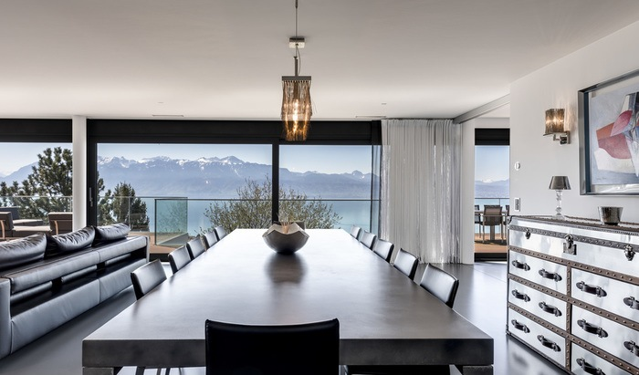 For sale, penthouse, rooms: 8, Vaud - 2