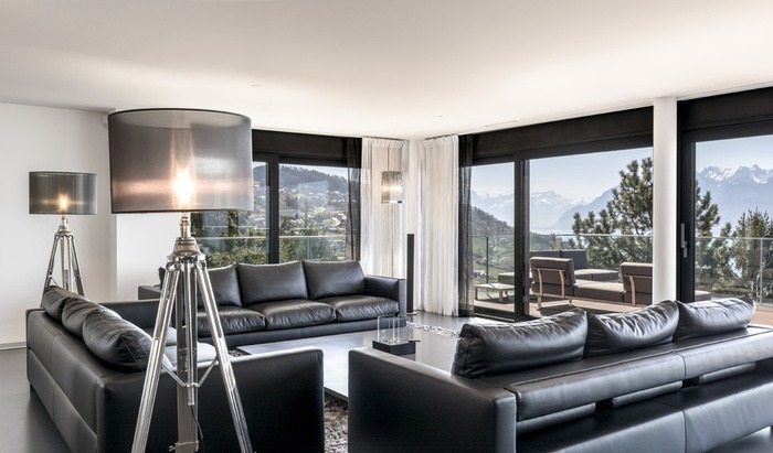 For sale, penthouse, rooms: 8, Vaud - 3