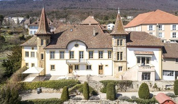 For sale, castle, rooms: 12, Neuchâtel