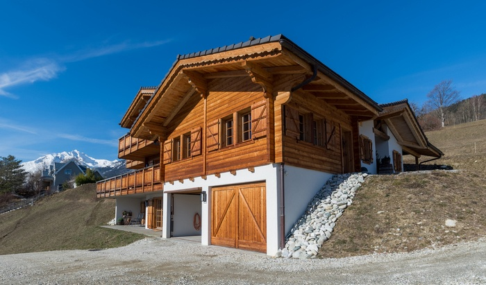 Savièse, for sale, chalet, rooms: 8 - 0