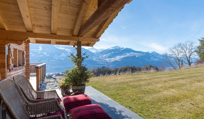 Savièse, for sale, chalet, rooms: 8 - 9