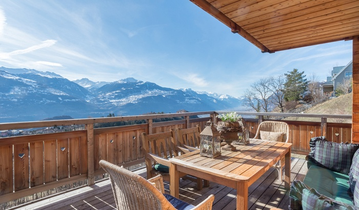 Savièse, for sale, chalet, rooms: 8 - 1