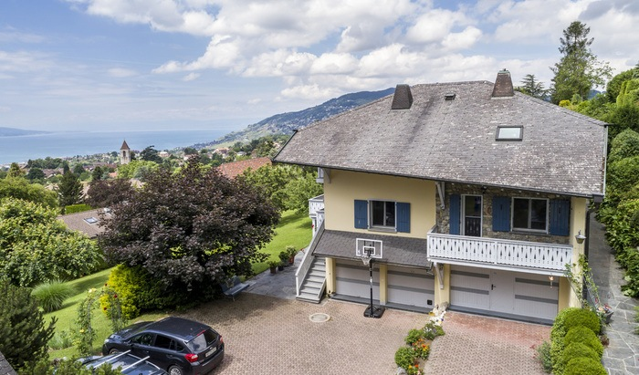 For sale, house, rooms: 10, Montreux - 10