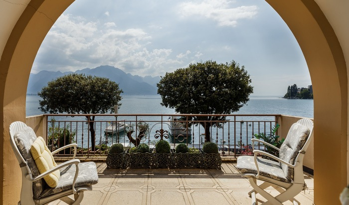 Two-level apartment, rooms: 5, for sale, Montreux - 0