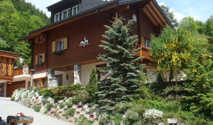 Leukerbad, for sale, chalet, rooms: 8 - 2
