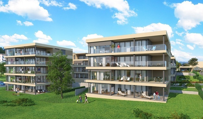Villars-sur-Glâne, for sale, apartments, rooms: 4 and more - 7