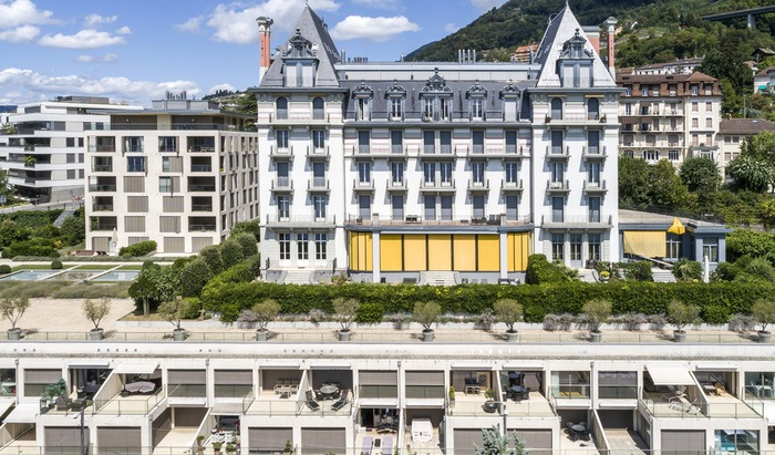 Montreux, apartment, rooms: 4, for sale - 12