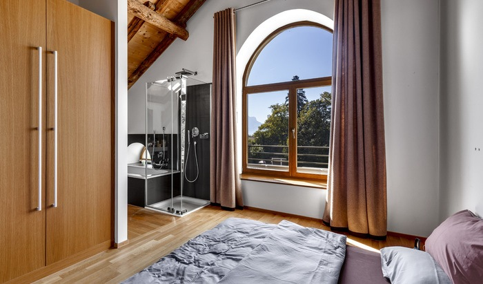 La Tour-de-Peilz, two-level apartment, rooms: 4, for sale - 4