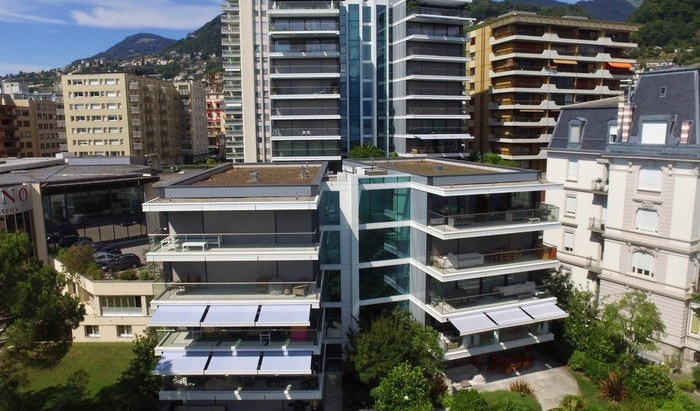 For sale, penthouse, rooms: 3, Montreux - 11
