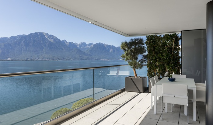 For sale, penthouse, rooms: 3, Montreux - 0