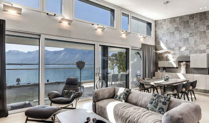 For sale, penthouse, rooms: 3, Montreux - 3