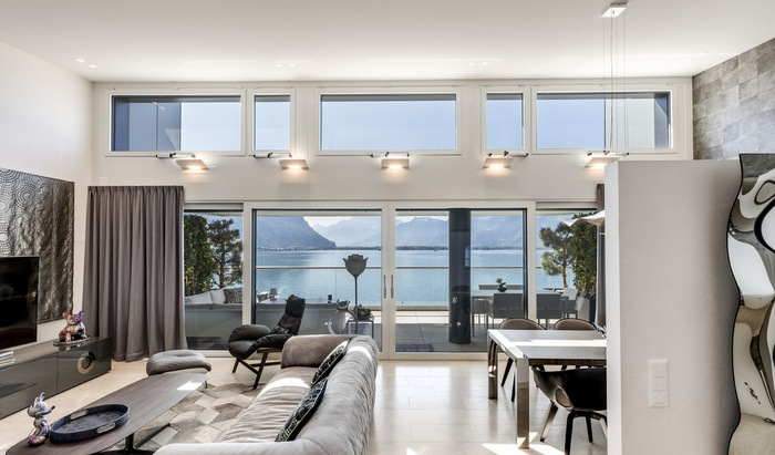 For sale, penthouse, rooms: 3, Montreux - 1