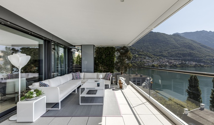 For sale, penthouse, rooms: 3, Montreux - 10