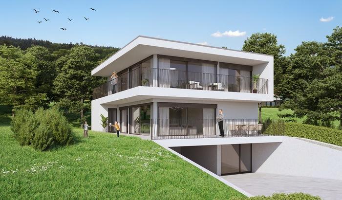 For sale, Arzier-Le Muids, house, rooms: 5 - 0