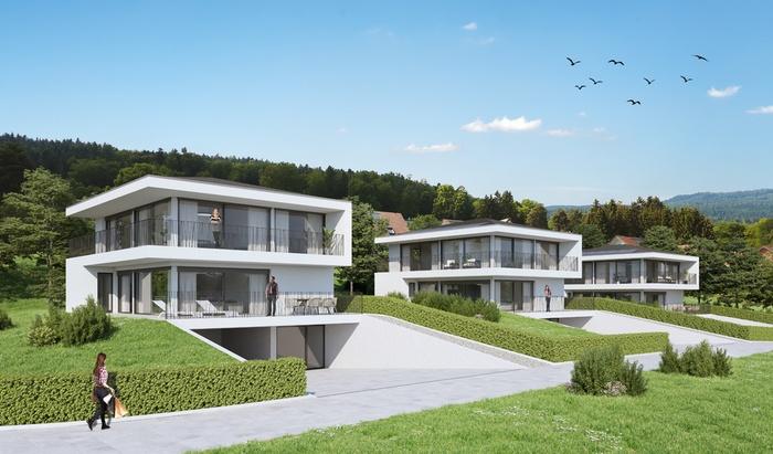 For sale, Arzier-Le Muids, house, rooms: 5 - 3