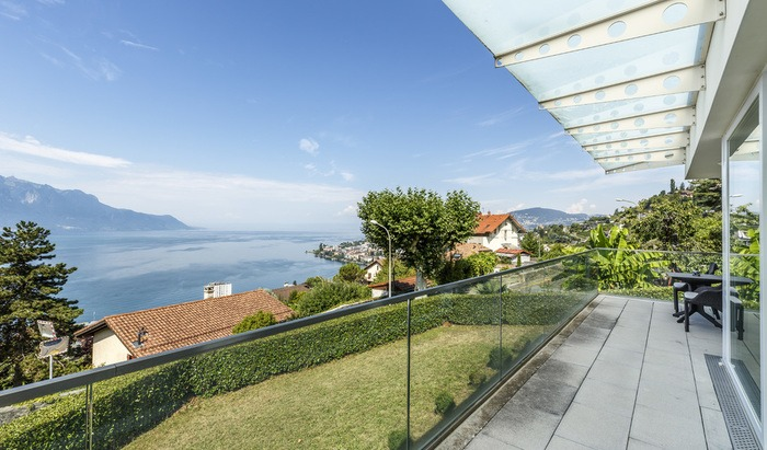 For sale, Montreux, villa, rooms: 4 - 1