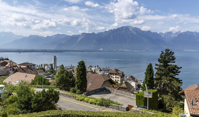 For sale, Montreux, villa, rooms: 4 - 10