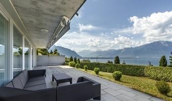 Pārdošanā, Montreux, villa, istabas: 4