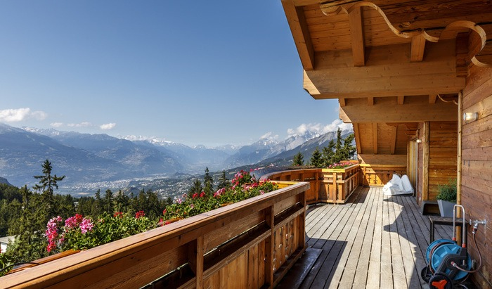 Apartment, rooms: 5, Crans-Montana, for sale - 0