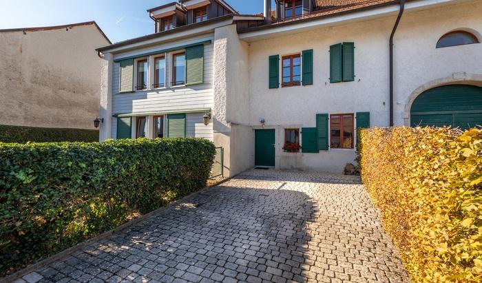 Trélex, two-level apartment, rooms: 5, for sale - 8