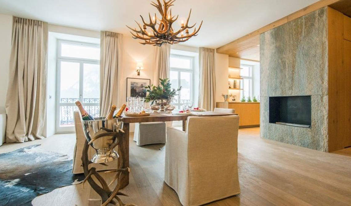 Apartments for sale in St. Moritz - 0