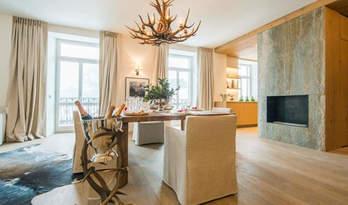 Sankt Moritz, untuk dijual, flat-flat, kamar: 1–5