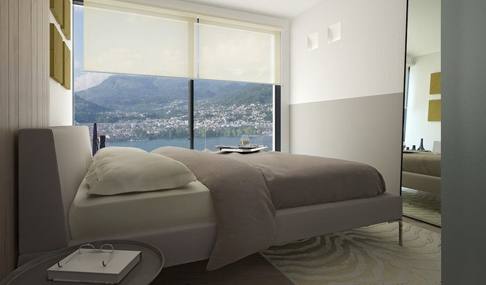 Apartments and penthouses for sale in a new residence in Paradiso, Lugano - 24