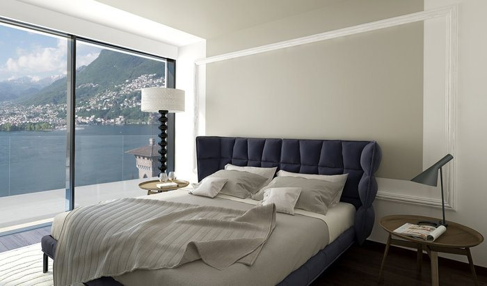 Apartments and penthouses for sale in a new residence in Paradiso, Lugano - 20