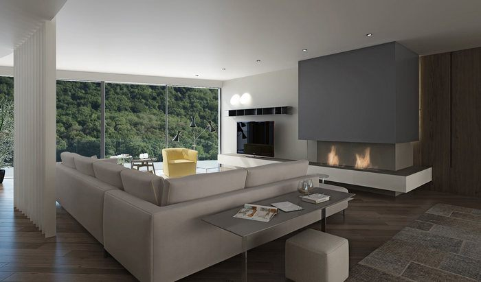 Apartments and penthouses for sale in a new residence in Paradiso, Lugano - 23