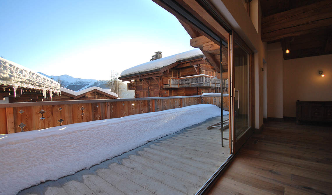 Chalet for sale in center of Verbier - 9