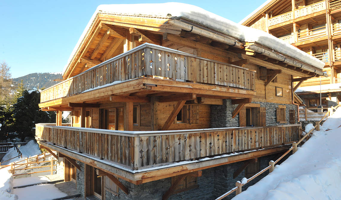 Chalet for sale in center of Verbier - 8