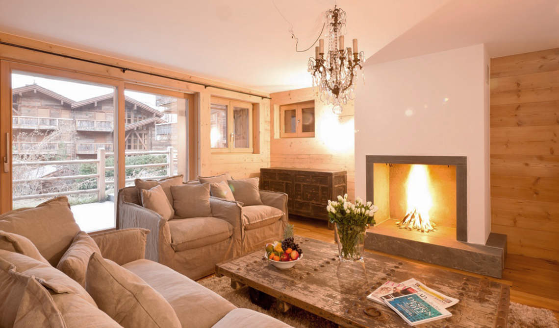 Chalet for sale in center of Verbier - 2