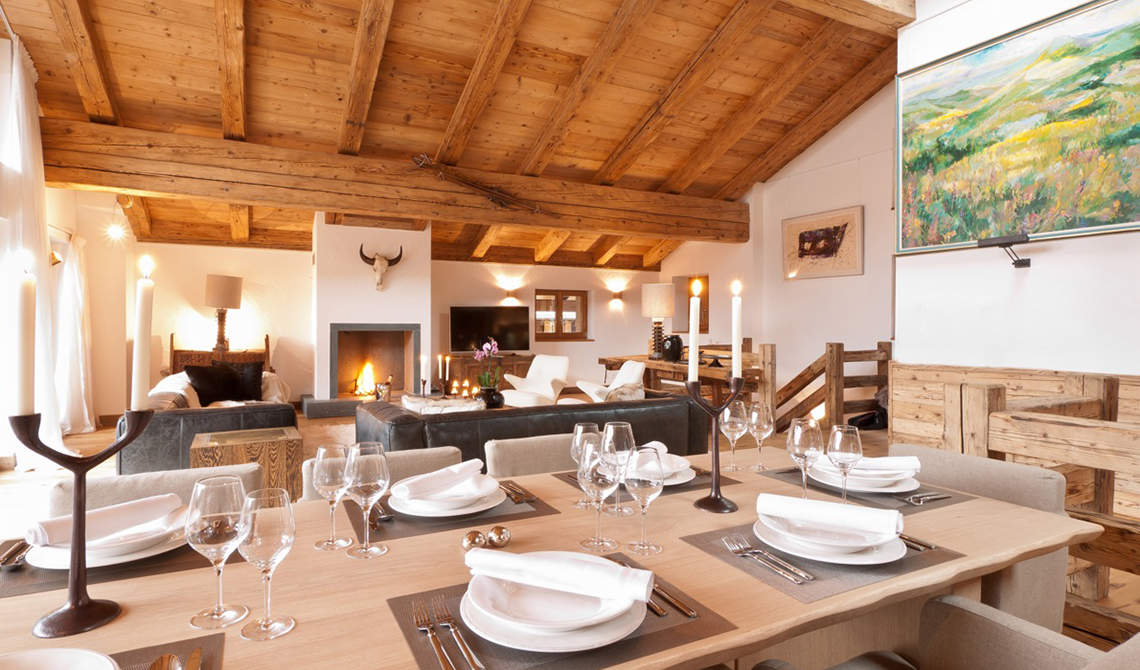 Chalet for sale in center of Verbier - 3