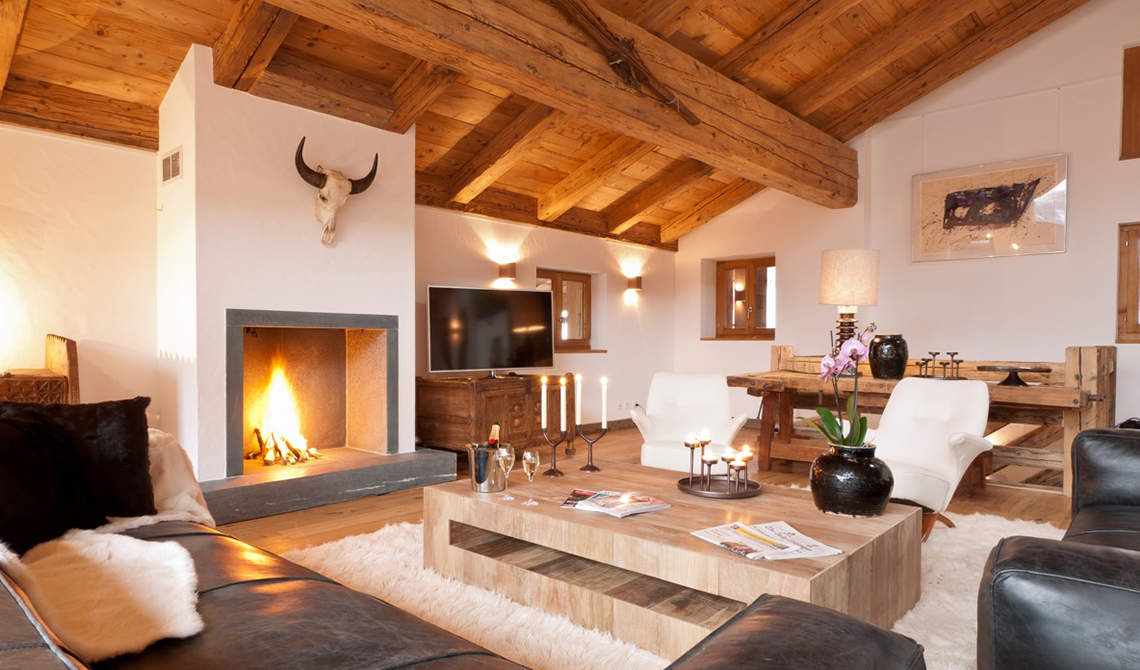 Chalet for sale in center of Verbier - 0
